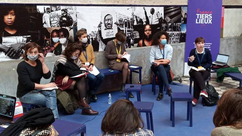 Table ronde « Les femmes, commoneures et contributeures des tiers-lieux »